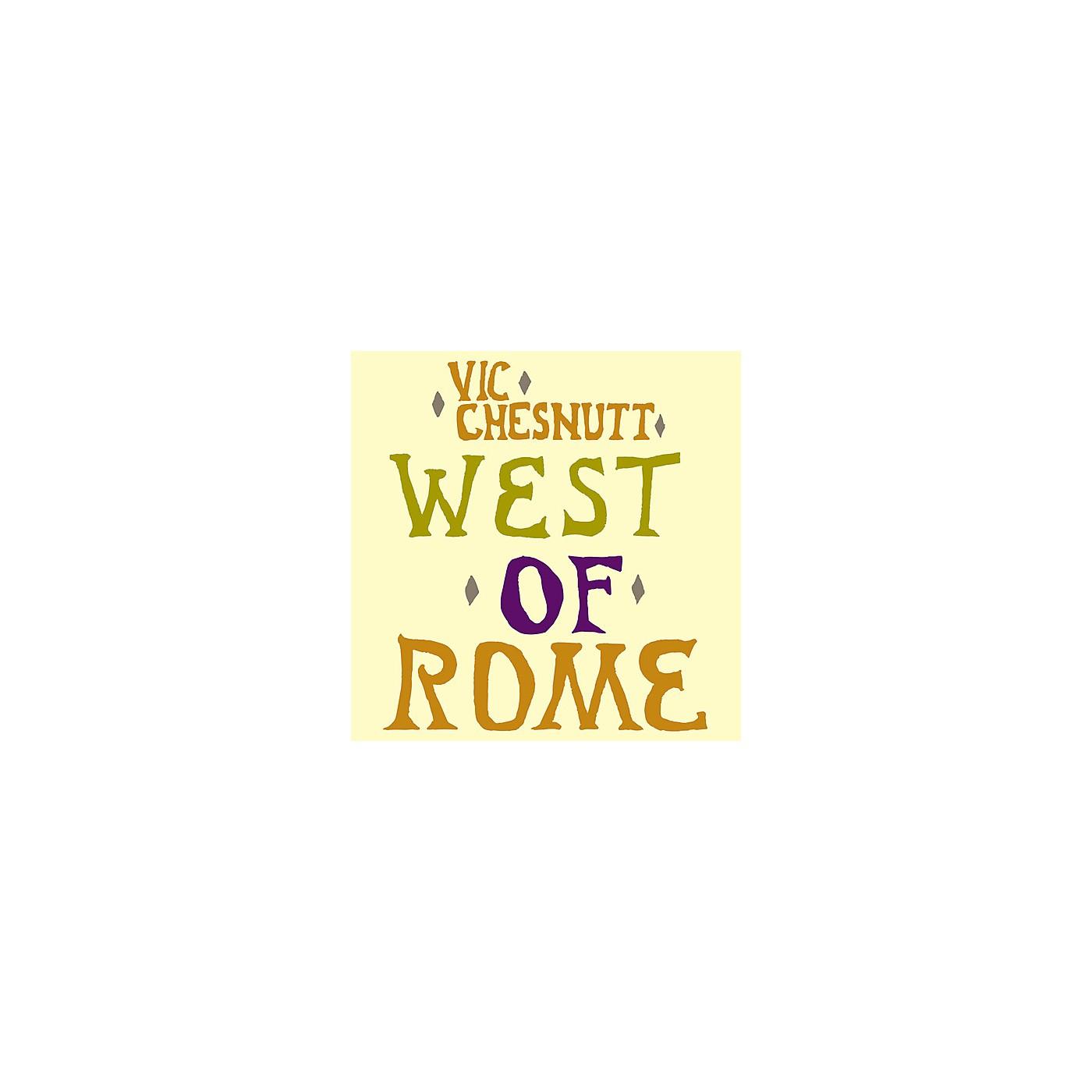 Alliance Vic Chesnutt - West Of Rome thumbnail