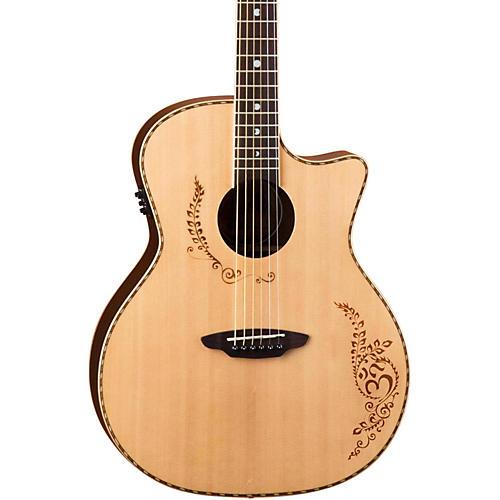 Luna Guitars Vicki Genfan Signature Acoustic-Electric Guitar thumbnail