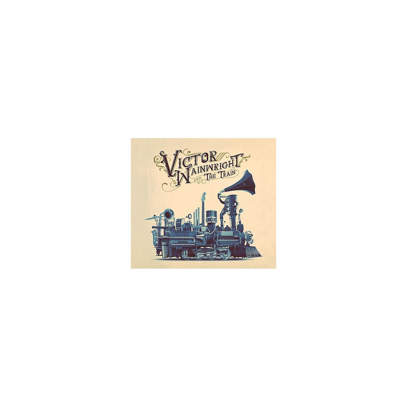 Alliance Victor Wainwright - Victor Wainwright & The Train thumbnail