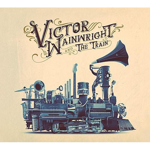 Alliance Victor Wainwright - Victor Wainwright & The Train thumbnail