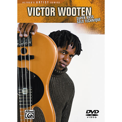 Alfred Victor Wooten - Super Bass Solo Technique (DVD) thumbnail