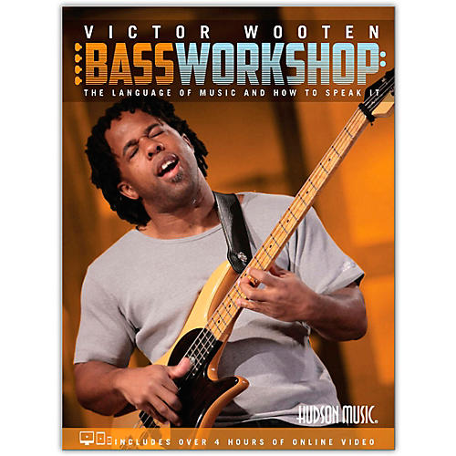 Hudson Music Victor Wooten Bass Workshop (The Language of Music and How To Speak It) Book/Online Video thumbnail