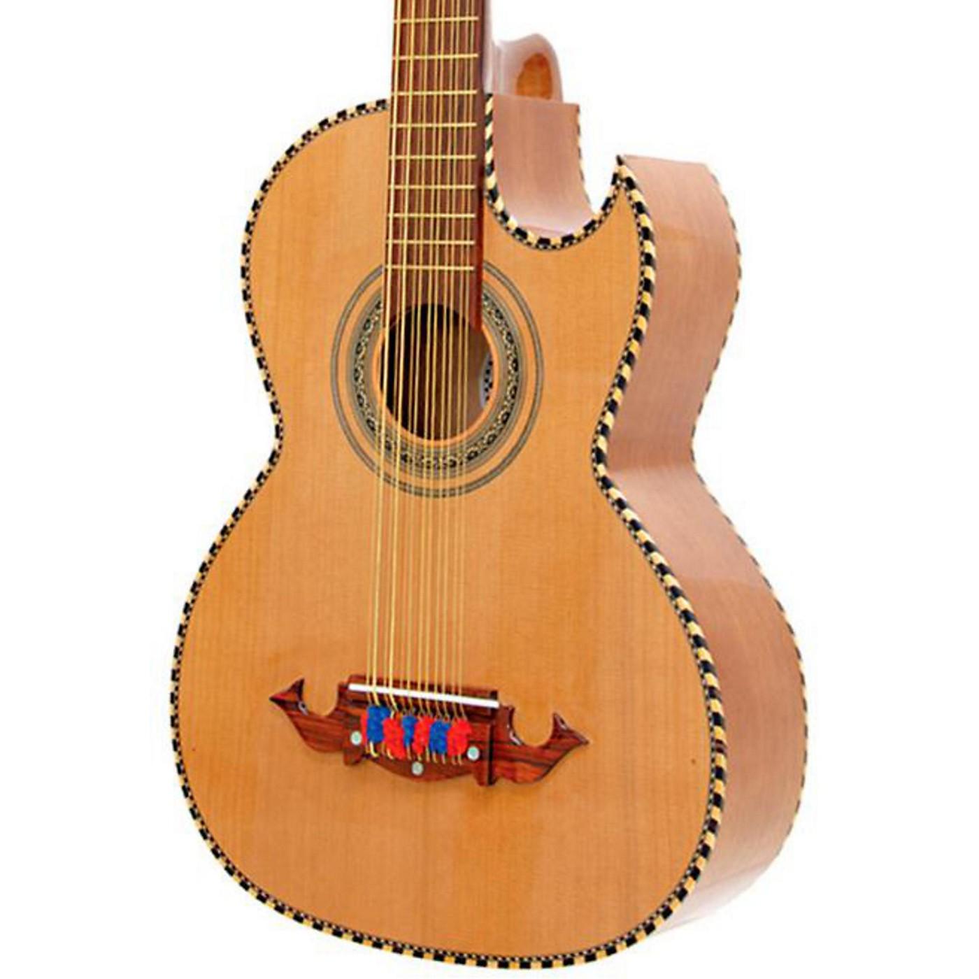 Paracho Elite Guitars Victoria 12 String Bajo Sexto thumbnail