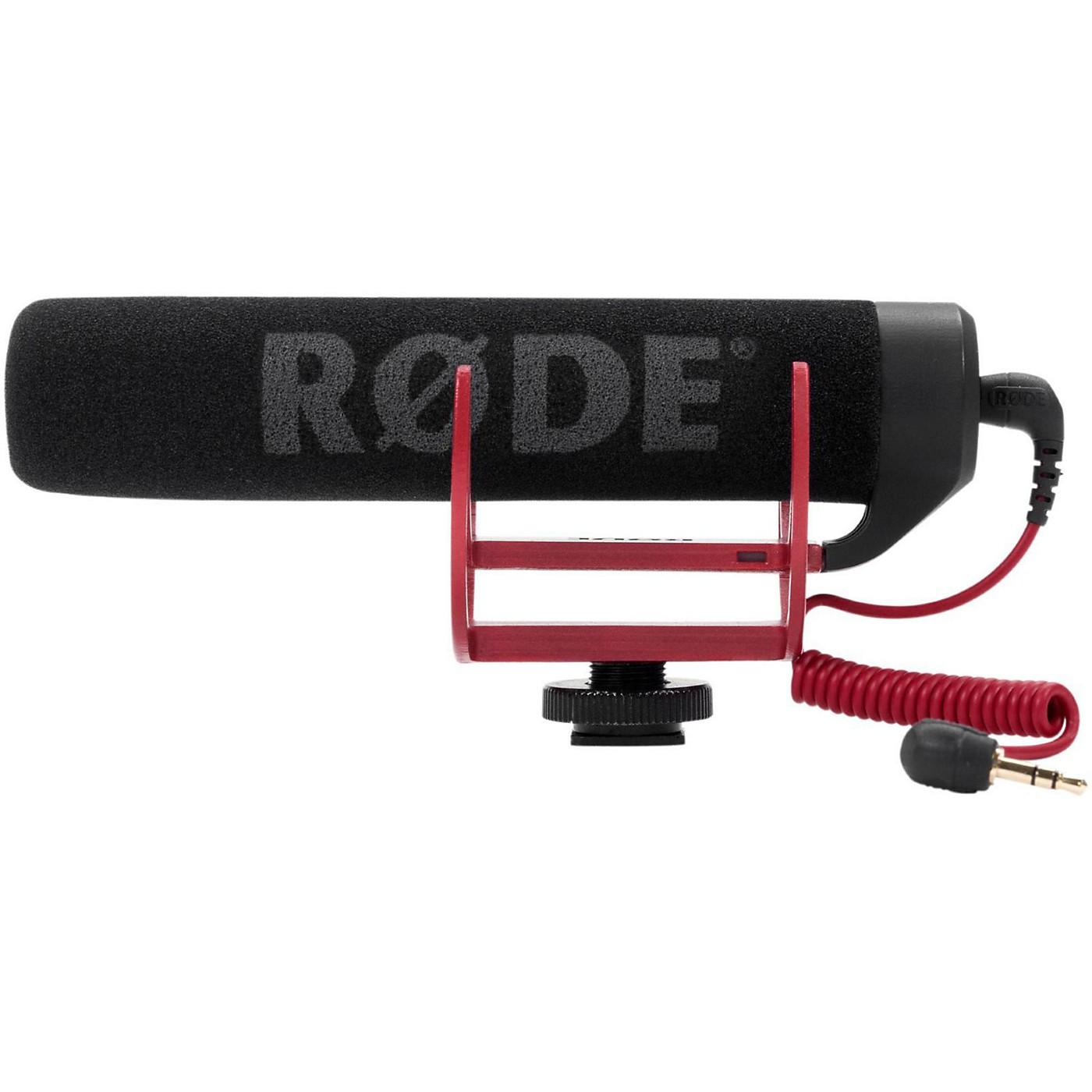 Rode VideoMic GO On-Camera Shotgun Microphone thumbnail