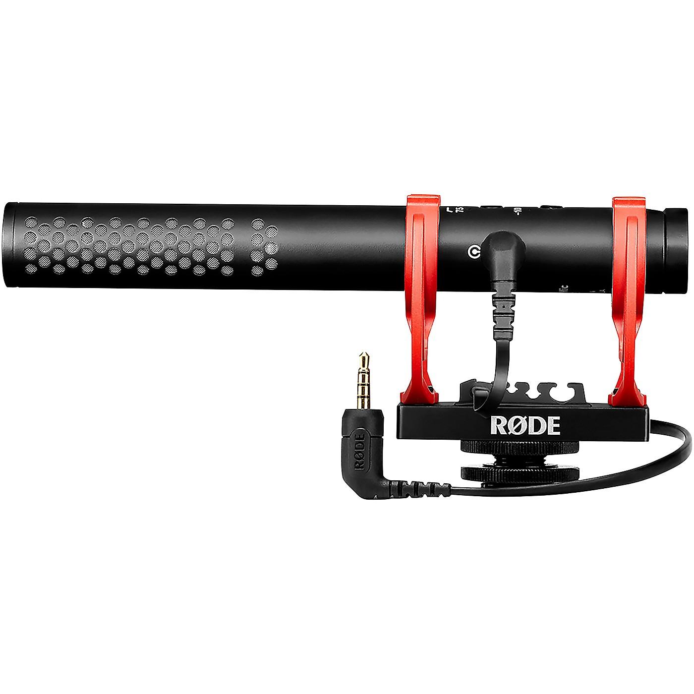 Rode VideoMic NTG On-Camera Shotgun Microphone thumbnail