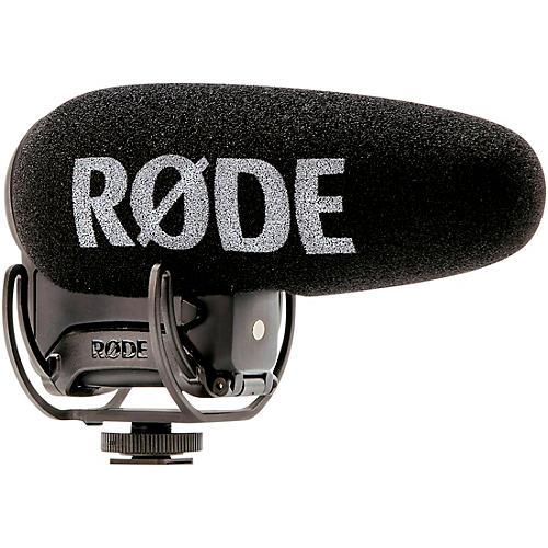 Rode VideoMic Pro+ On-Camera Shotgun Microphone thumbnail