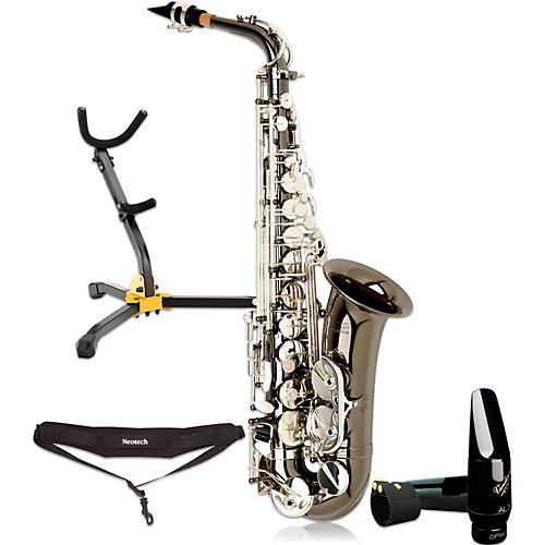 Allora Vienna Series Intermediate Alto Saxophone Kit thumbnail