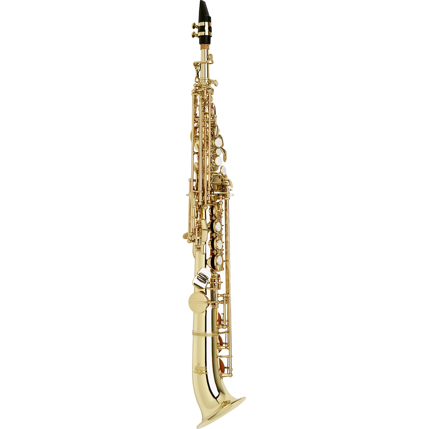 Allora Vienna Series Intermediate Semi-Curved Soprano Saxophone thumbnail