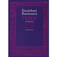 Boosey and Hawkes Vigilia (All-Night Vigil) SATB DV A Cappella Composed by Einojuhani Rautavaara