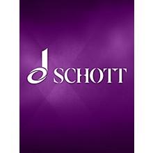Schott Frères Villanelle (for Soprano and Piano (German/French)) Schott Series Composed by d'E. Dell'Acqua