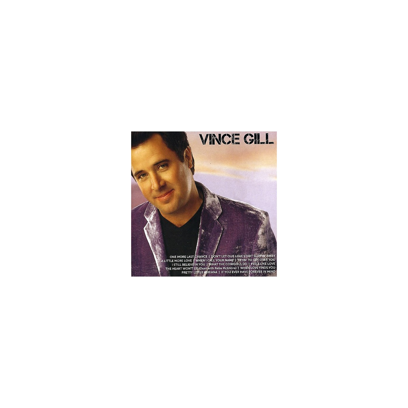 Alliance Vince Gill - Icon (CD) thumbnail