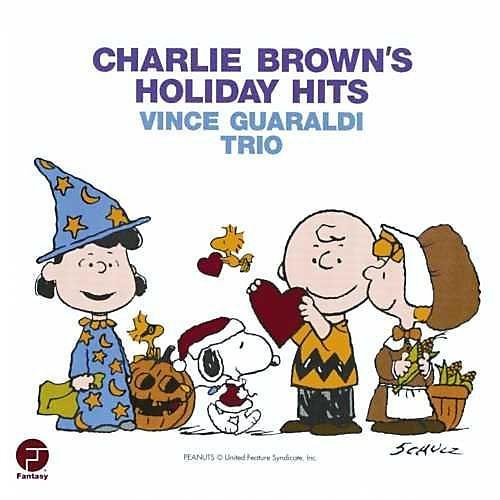 Alliance Vince Guaraldi - Charlie Brown's Holiday Hits thumbnail