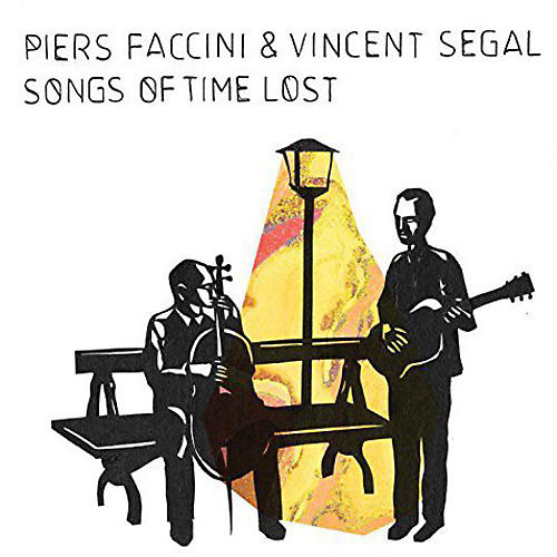 Alliance Vincent Segal - Songs of Time Lost thumbnail