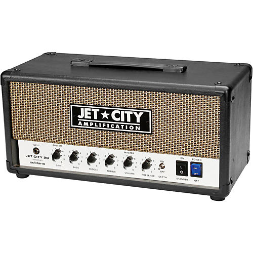 Jet City Amplification Vintage 20W Tube Head Guitar Amplifier thumbnail