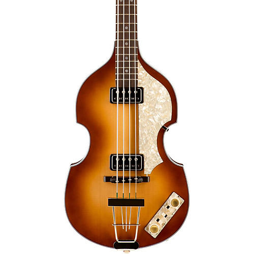 Hofner Vintage '62 Violin Electric Bass Guitar-thumbnail