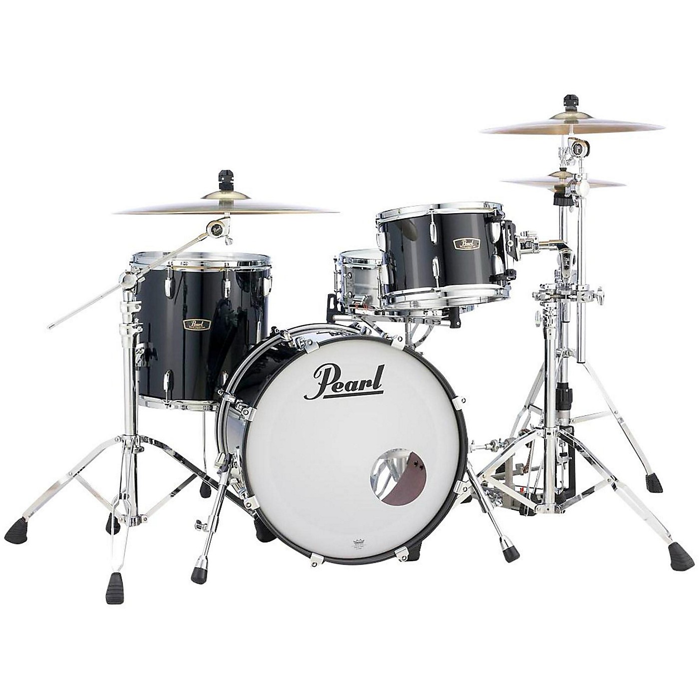 Pearl Vintage Hybrid Wood Fiberglass Series 3-Piece Shell Pack with 20 in. Bass Drum thumbnail