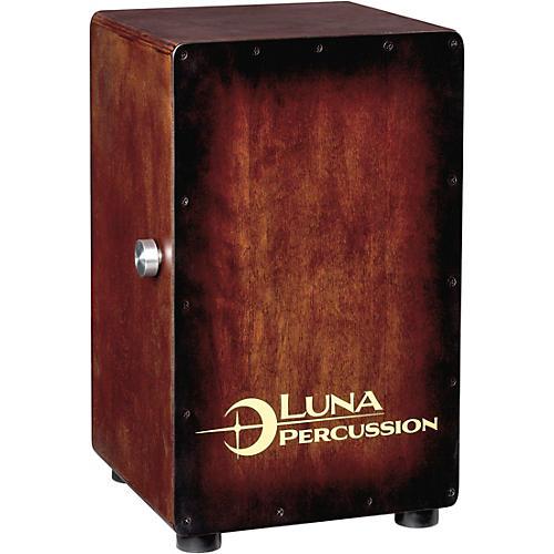 Luna Guitars Vintage Mahogany Cajon thumbnail
