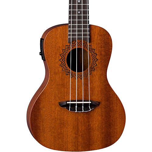 Luna Guitars Vintage Mahogany Concert Acoustic-Electric Ukulele thumbnail