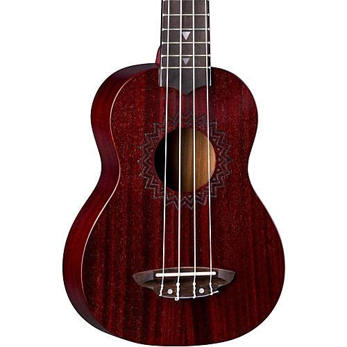 Luna Guitars Vintage Mahogany Soprano Ukulele thumbnail