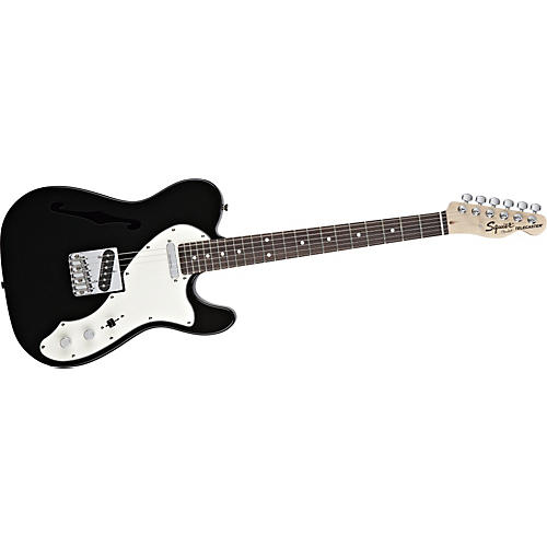 Squier Vintage Modified Telecaster Thinline Electric Guitar-thumbnail