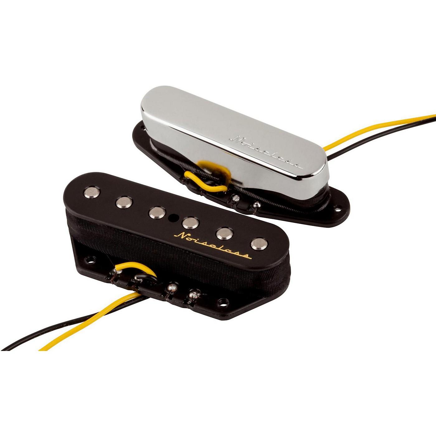 Fender Vintage Noiseless Tele Pickup Set thumbnail