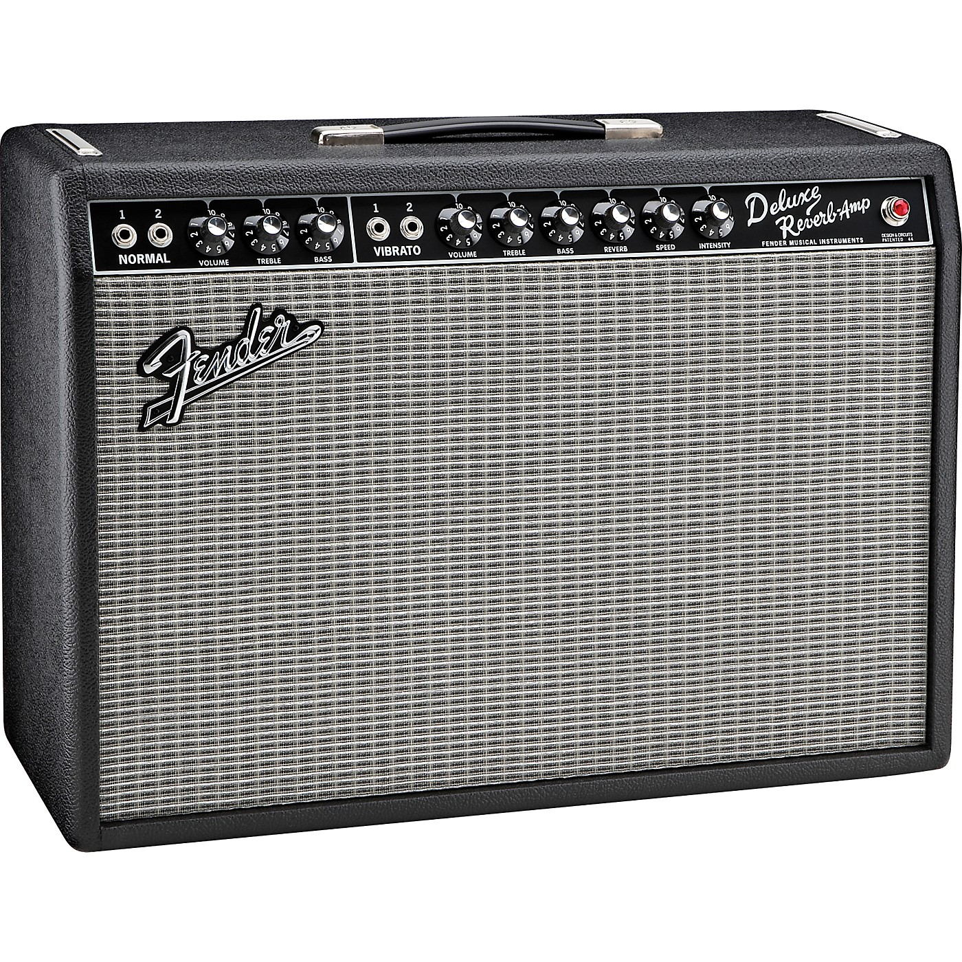 Fender Vintage Reissue '65 Deluxe Reverb Guitar Combo Amp thumbnail