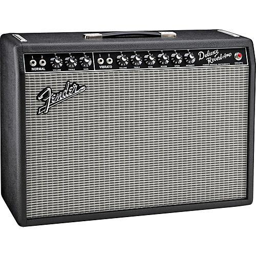 Fender Vintage Reissue '65 Deluxe Reverb Guitar Combo Amp-thumbnail