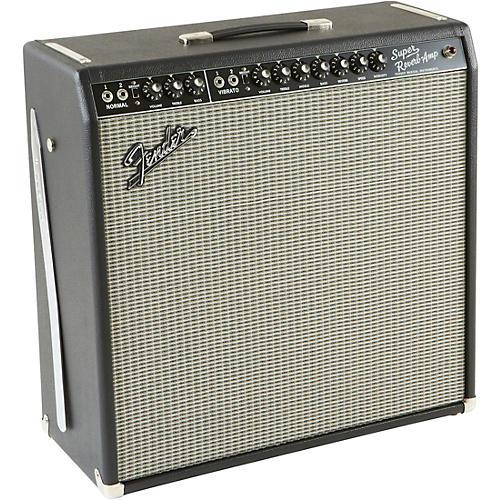 Fender Vintage Reissue '65 Super Reverb 4X10 Guitar Combo Amp-thumbnail
