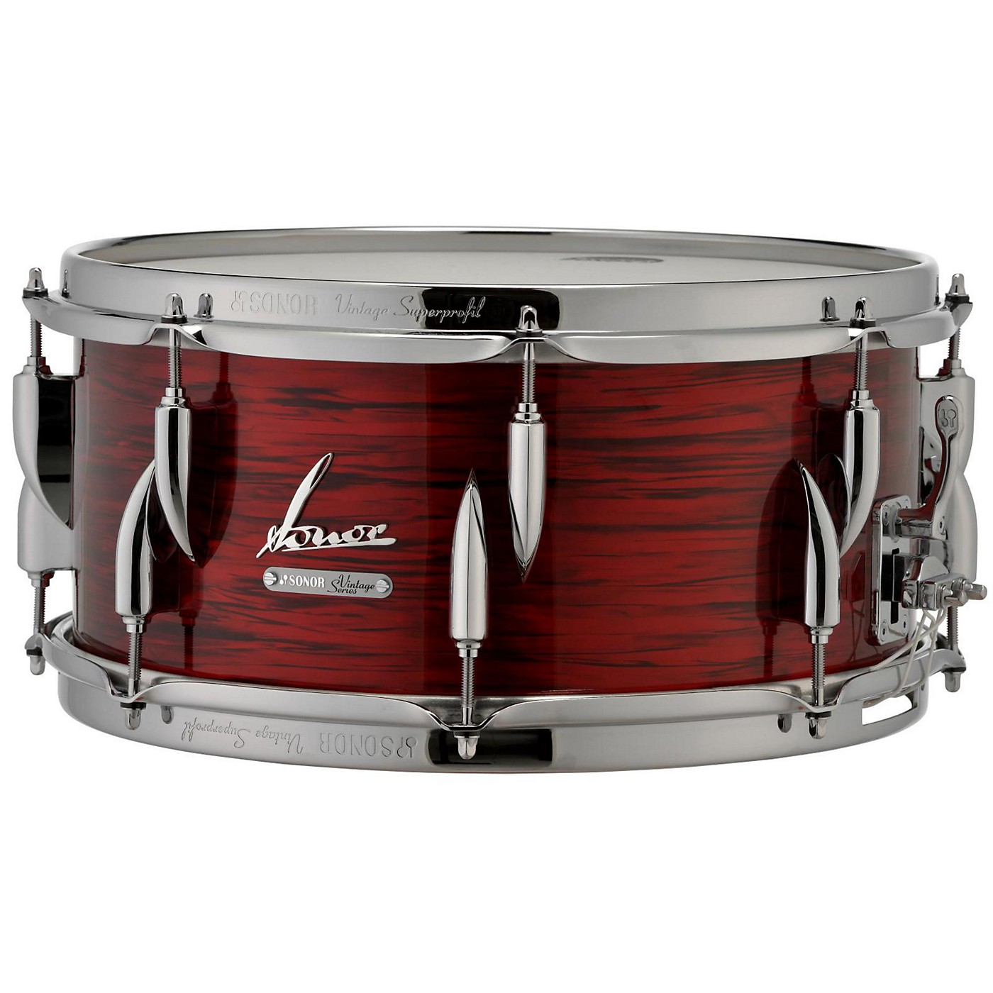 SONOR Vintage Series Snare Drum 14x6.5 in. thumbnail