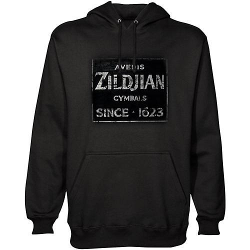 Zildjian Vintage Sign Pullover Hoodie thumbnail