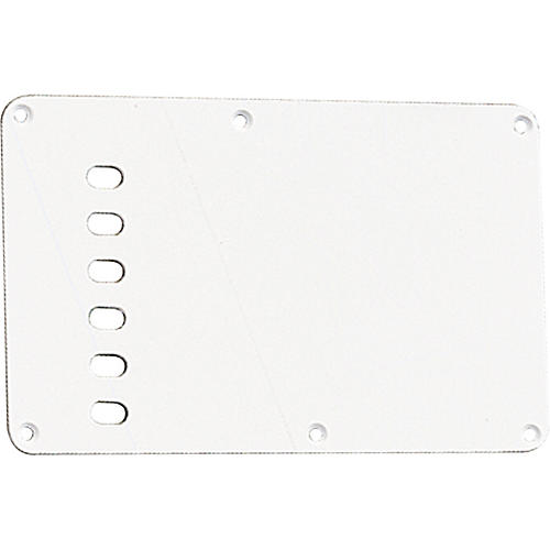 Fender Vintage Stratocaster Back Plate Tremolo Cavity Cover thumbnail