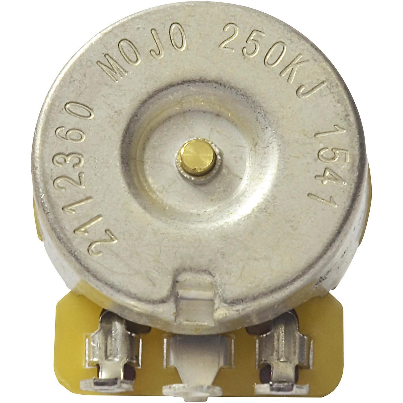 Mojotone Vintage Taper CTS 250K Solid Shaft Potentiometer thumbnail