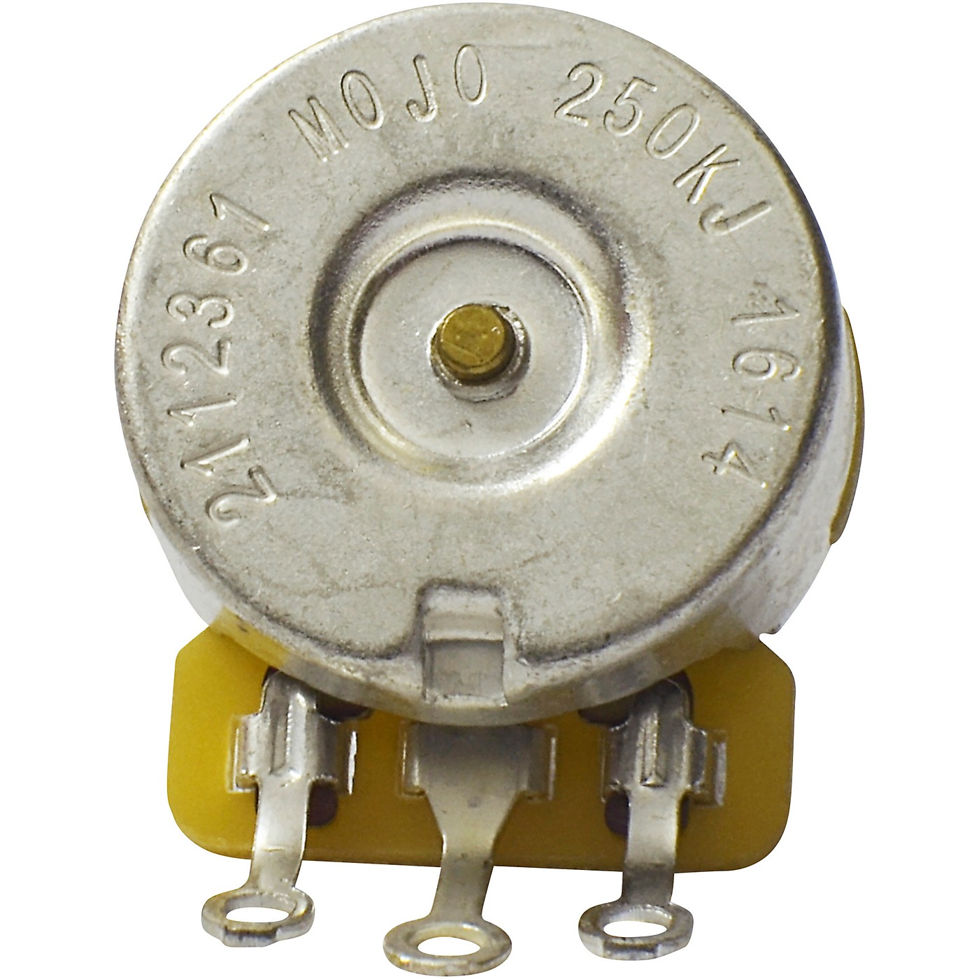 Mojotone Vintage Taper CTS 250K Split Shaft Potentiometer thumbnail