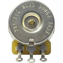 Mojotone Vintage Taper CTS 500K Short Shaft Potentiometer