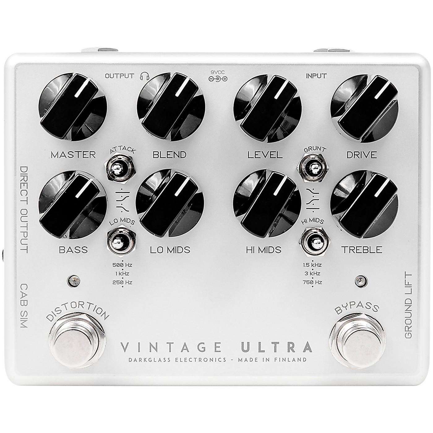 Darkglass Vintage Ultra V2 Bass Preamp Pedal thumbnail