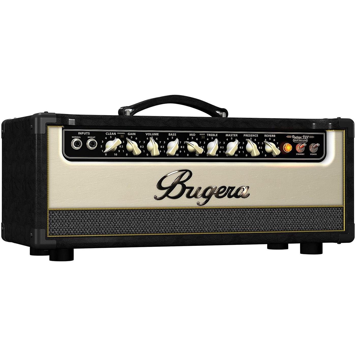 Bugera Vintage V22HD 22W Tube Guitar Amp Head thumbnail