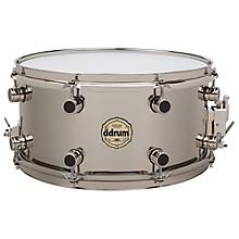 Ddrum Vintone Nickel Over Brass Snare Drum