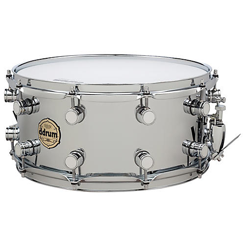 Ddrum Vintone Steel Snare Drum thumbnail