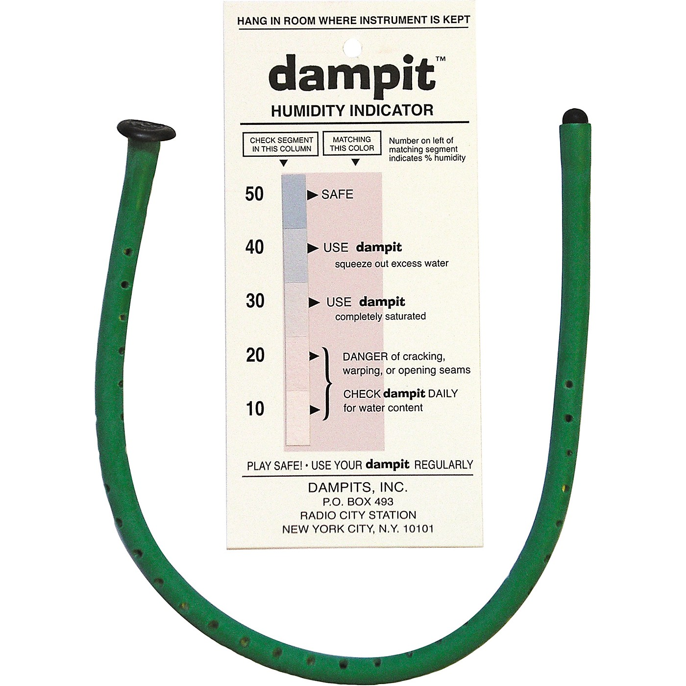 Dampit Viola Humidifier thumbnail