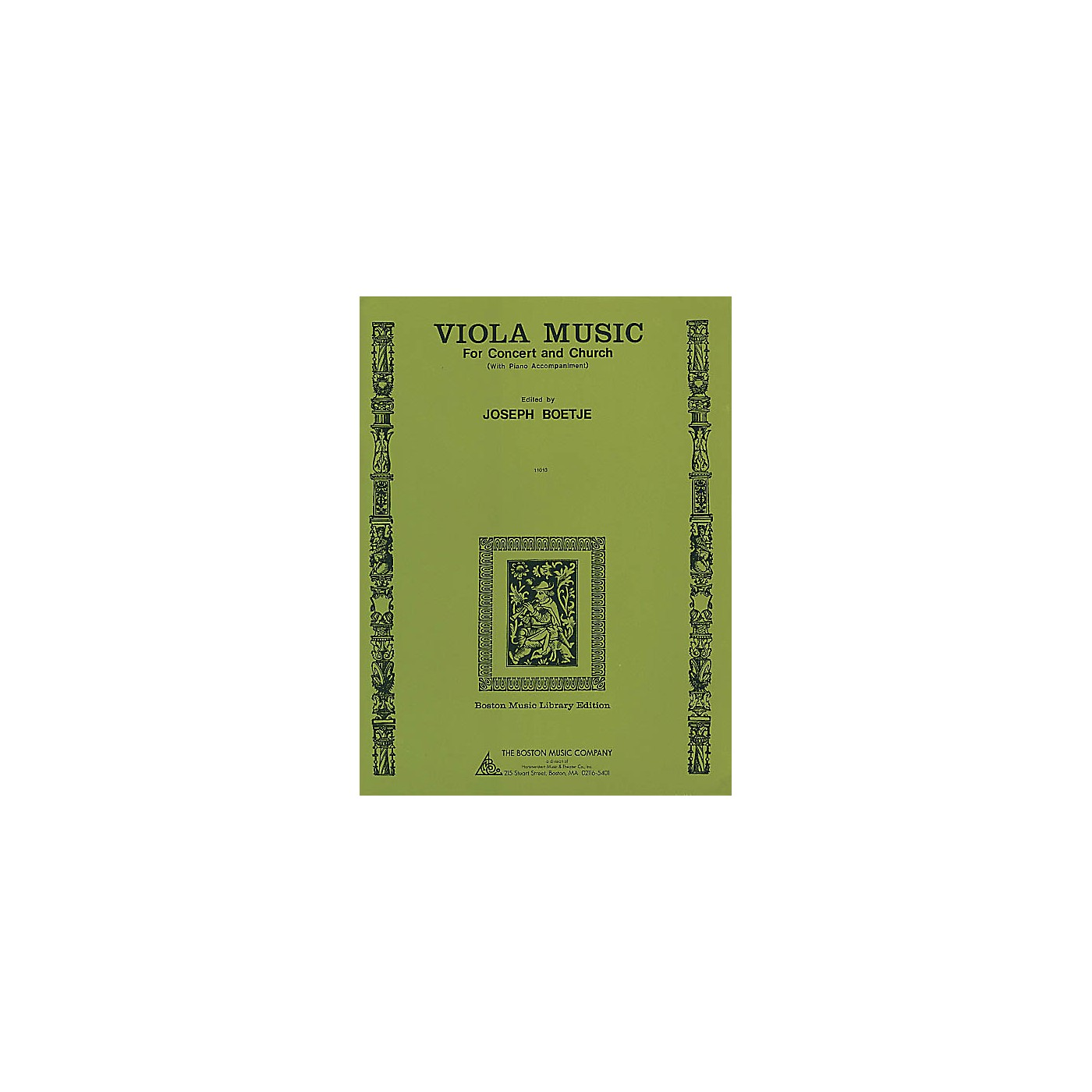 Music Sales Viola Music for Concert and Church (with Piano Accompaniment) Music Sales America Series thumbnail