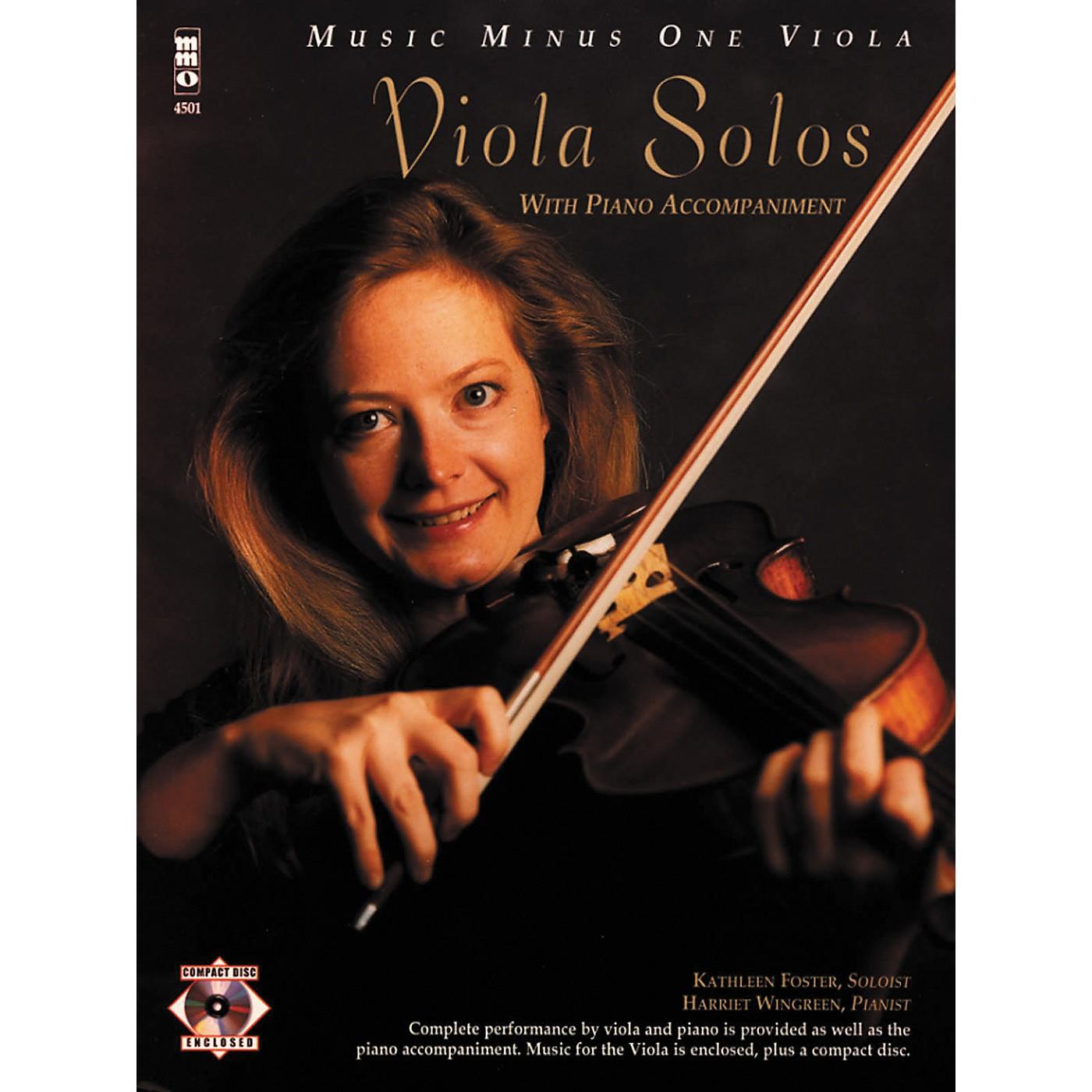 Hal Leonard Viola Solos with Piano Accompaniment thumbnail