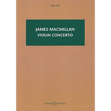Boosey and Hawkes Violin Concerto Boosey & Hawkes Scores/Books Series Softcover Composed by James MacMillan