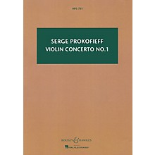 Boosey and Hawkes Violin Concerto No. 1 in D, Op. 19 Boosey & Hawkes Scores/Books Series Composed by Sergei Prokofieff