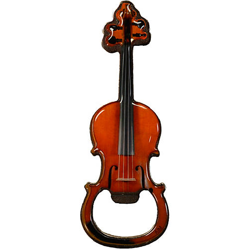 AIM Violin Magnetic Bottle Opener thumbnail