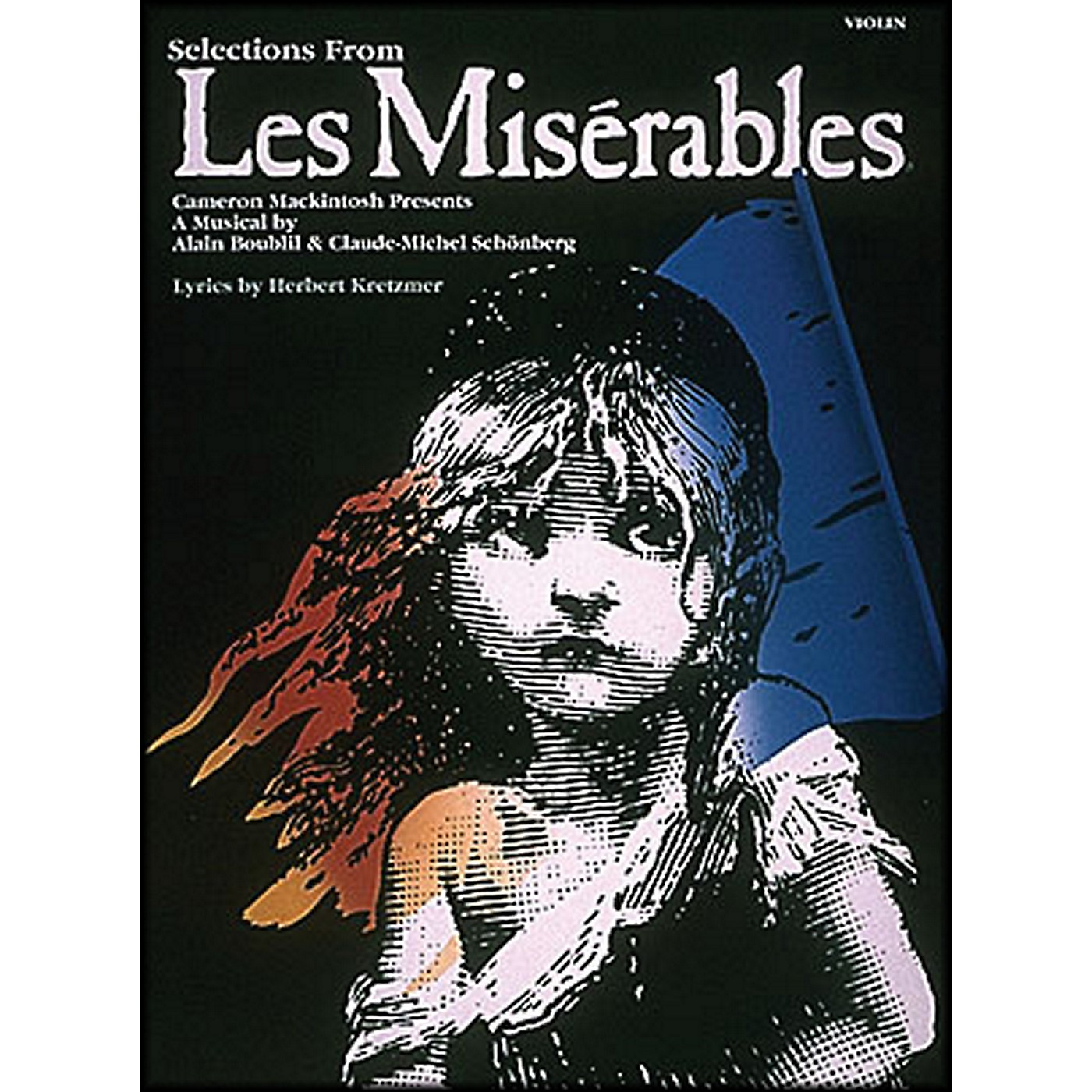 Hal Leonard Violin Selections From Les Miserables thumbnail