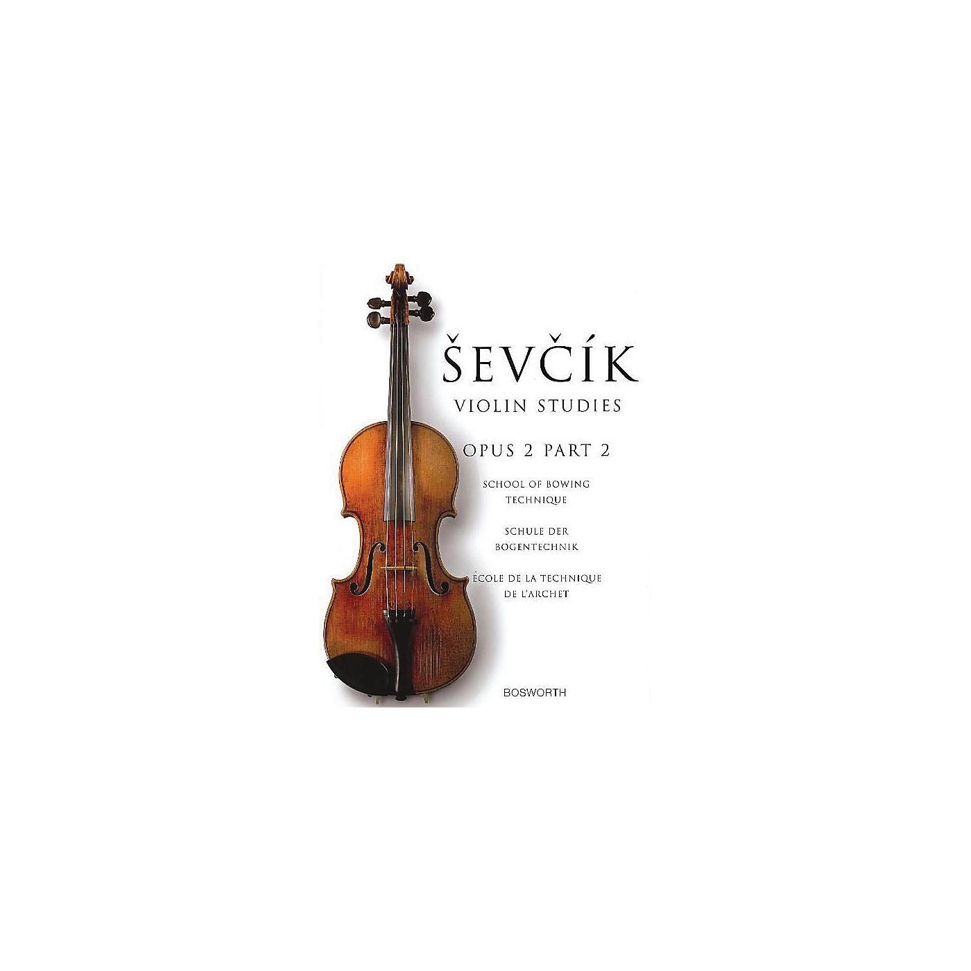 Music Sales Violin Studies Op. 2 Part 2 Music Sales America Series thumbnail
