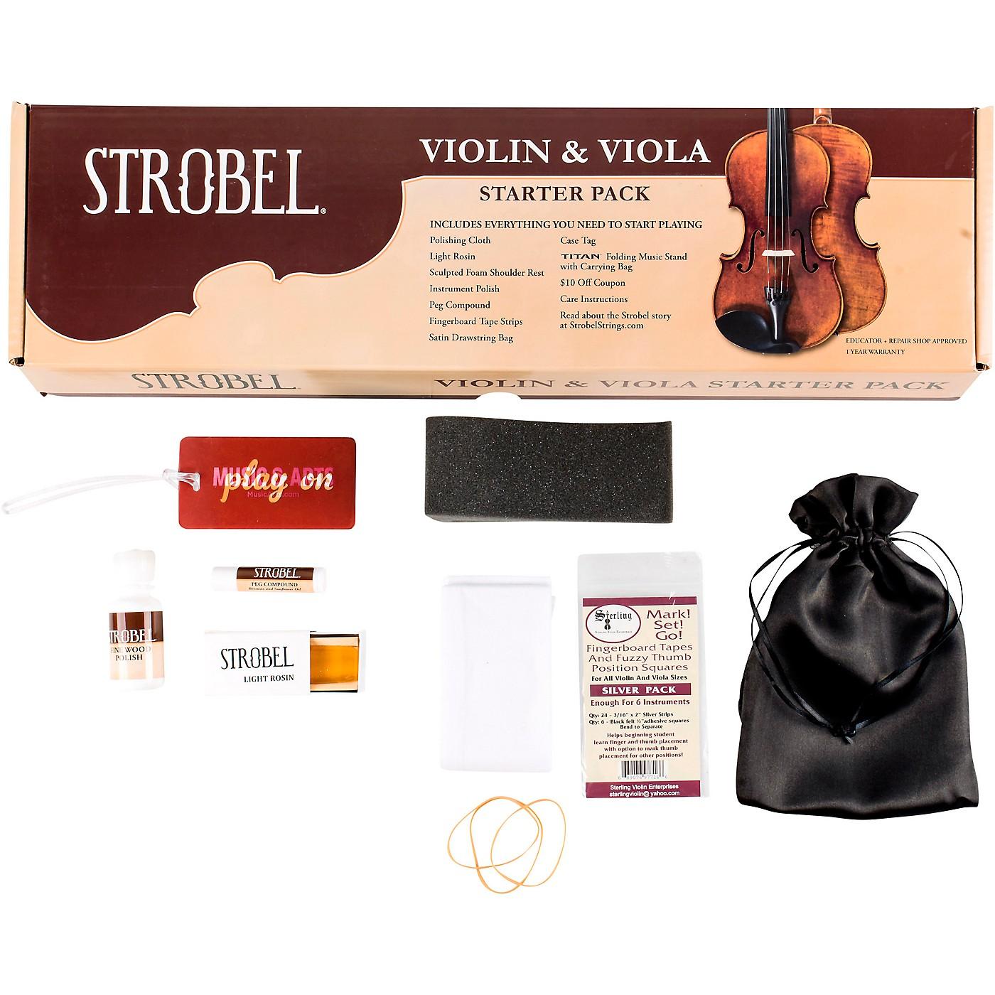 Strobel Violin/Viola Starter Pack thumbnail