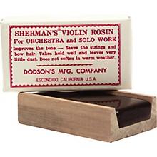 Sherman Violin and Viola Rosin