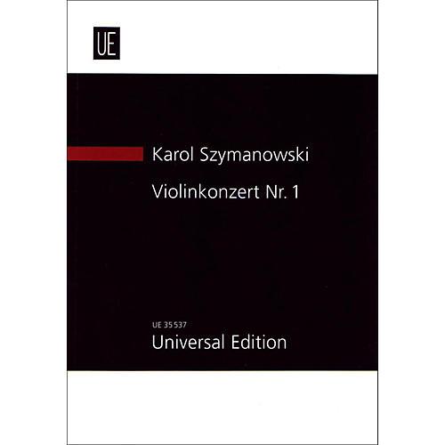 Carl Fischer Violinkonzert No.1 thumbnail