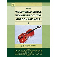 Editio Musica Budapest Violoncello Tutor - Volume 1 EMB Series by Antal Friss
